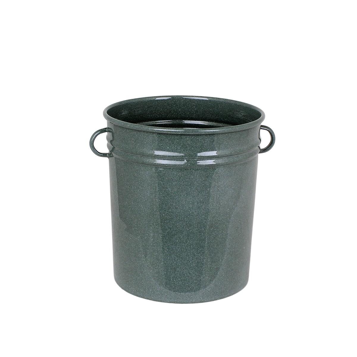 Utensil Tin Ingrid Dark Green