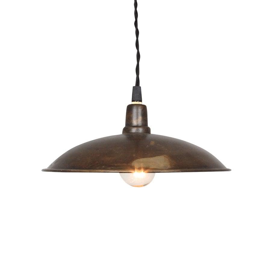 Pendant Lamp Oskar Vintage Brown