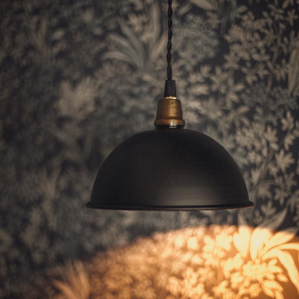 Pendant Lamp Pelle Black