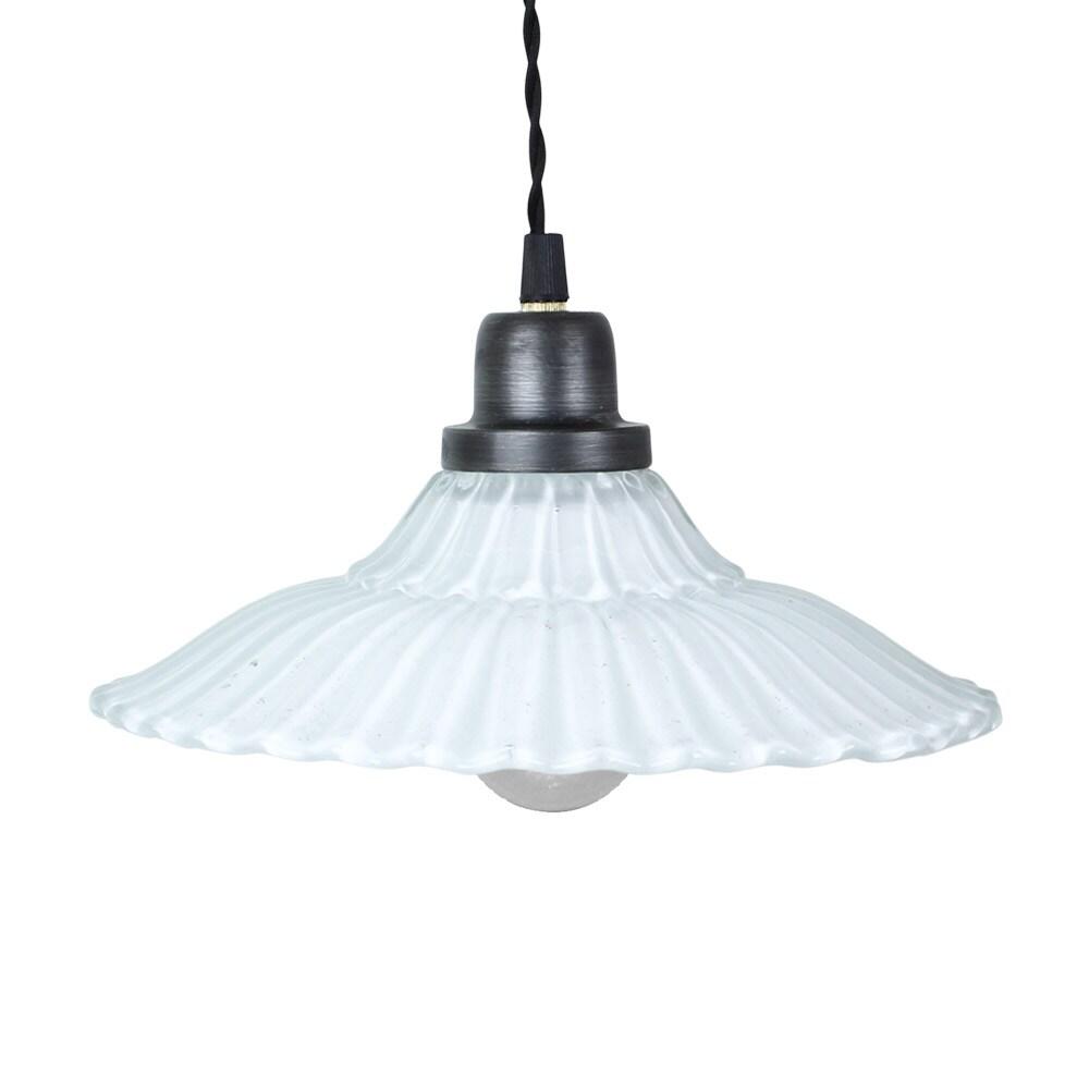 Pendant Lamp Gunilla Wide White/Graphite