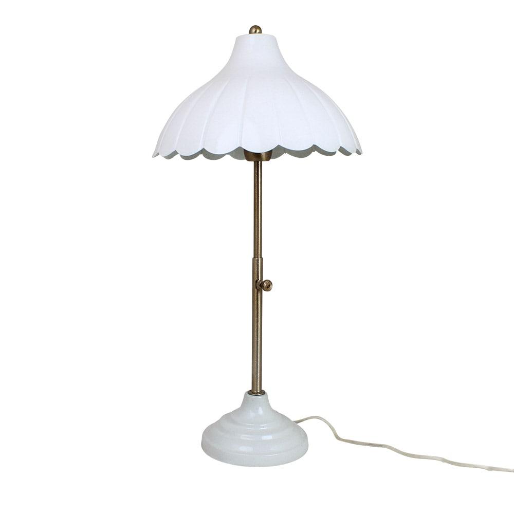 Table Lamp Annie Antique White