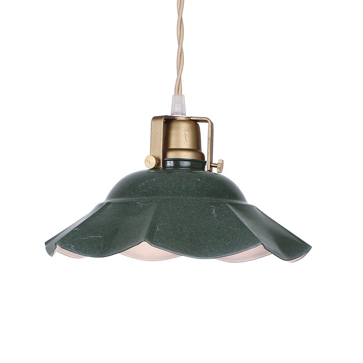 Pendant Lamp Frida Dark Green