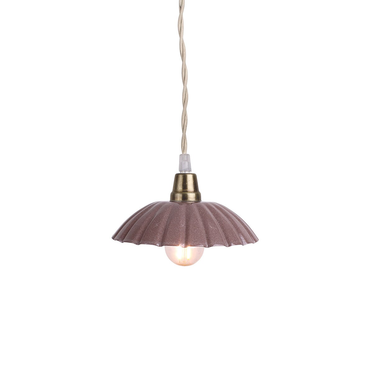 Pendant Lamp Ingrid Pink Small