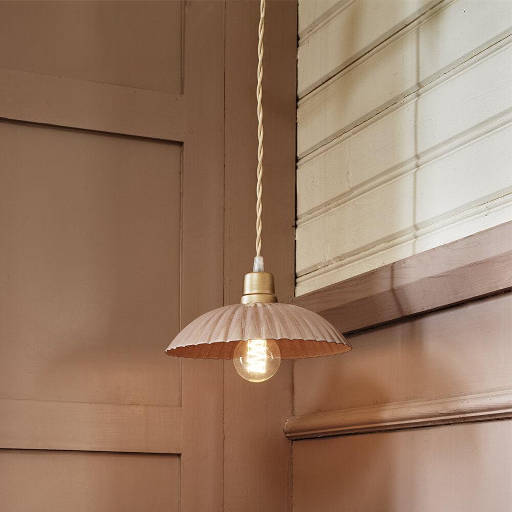 Pendant Lamp Ingrid Pink Large